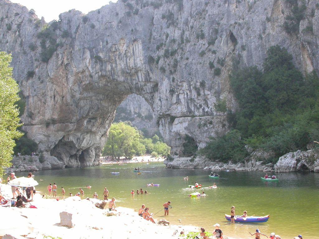 Le Pont Du0027Arc ...