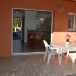 Maison 4 personnes (gîte 2) - Terrasse