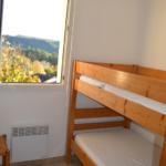 Maison 4 personnes (gîte 2) - Chambre twin